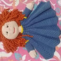 Naninha Valente boneca