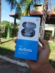 Airdots fone Bluetooth sem fio