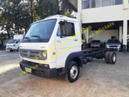 Vw 8.160 Drc 4x2 - Ano 2015 - No Chassi
