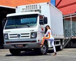 VW Delivery 9-150 refrig. c/ gancheira