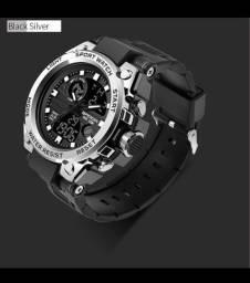 Relógio Sanda (prata)