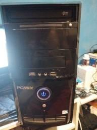 Vendo Cpu Dual Core 4GB HD 250 GB