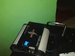 Fonte digital stetsom 120 Amp