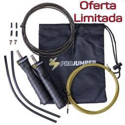 Corda Crossfit Profissional Speed Rope Rolamento Corda Pular