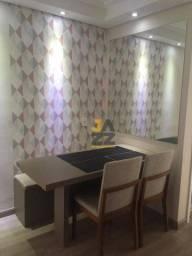 Deslumbrante Apartamento com 2 dormitórios à venda, 60 m² por R$ 380.000 - Vila Industrial