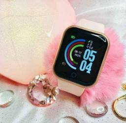 Relógio inteligente - smartwatch D68 original e atualizado 4.0