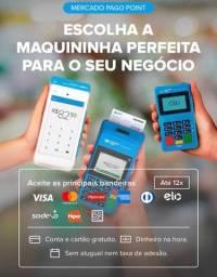 Máquina de Cartão Point - Mercado Pago