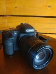 Câmera Canon 7d (a vista)