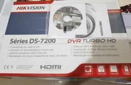 DVR marca Hikvision HD mod DS 720HGHI-F1