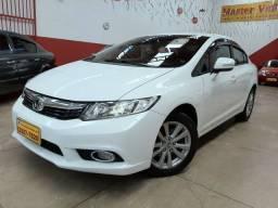 Civic LXR 2.0 Aut. 2014 c/ GNV