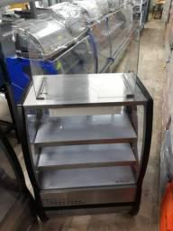Vitrine caixa polar de 80 cm