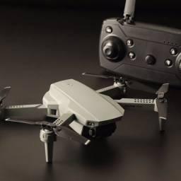 Drone E88 1080P +case 12min Novo