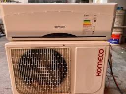 Vendo central de ar-condicionado 9.500 btus