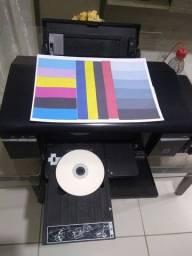 Epson L800 com reservatório de tintas