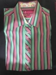 Camisas Dudalina Feminina Social T46