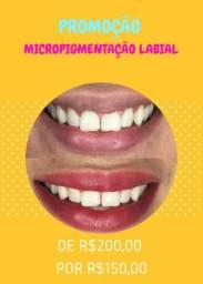 Micropigmentacao Labial PROMOÇÃO