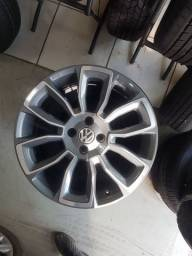 Roda aro 17 VW Saveiro Cross G7