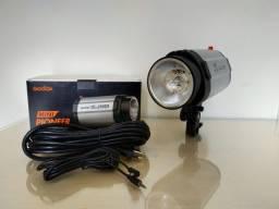 Flash Tocha de Estúdio Mini Pioneer Godox 250DI 250w Greika - 110V