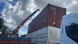 Containers Diversos (Dry e Reefer)