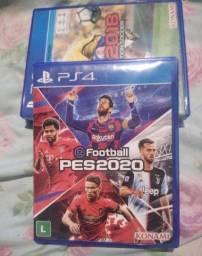 Jogo Futebol Ps4