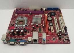 Placa Mãe PC-Chips - P53G (Com Espelho)