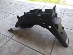Paralama traseiro (suporte da placa) da twister 250