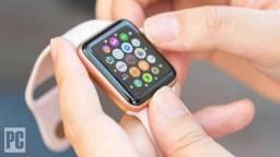 Apple Watch SE 44mm (Lacrado) R$2590,00 ou 12x R$243,00