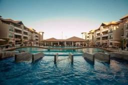 Apartamento à venda com 2 dormitórios em Porto das dunas, Aquiraz cod:RL919