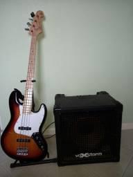 Amplificador Baixo voxstorm modelo 125