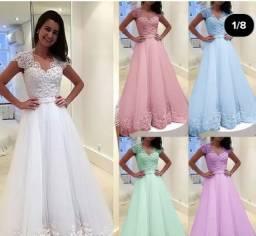 Vestido de noiva novo tamanho 40/42