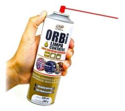 Limpa Contato Elétrico Spray Eletronico 300ml Orbi