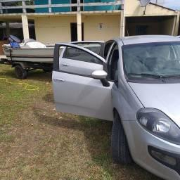 Punto 13 + Lancha por Civic ou L200