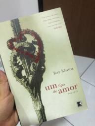Livro ?um tipo de amor?