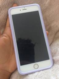 Vendo iPhone 6 Plus novo completo