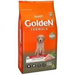 Ração Golden Formula Cães Filhotes Frango e Arroz 15 kg