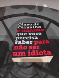 """""""O mínimo"""" (Olavo de Carvalho)"""