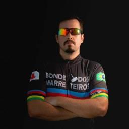 · Camisa de Ciclismo Personalizada