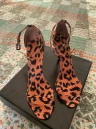 Sandália Step One Orange de Chiffon