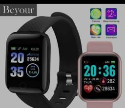 Relógio inteligente y68