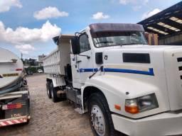 Caminhão Volvo N10 - Traçado basculante 340 cavalos