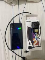 Título do anúncio: Samsung A21s (8 meses de uso)