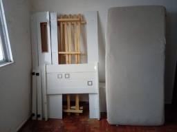 Bicama, cama de solteiro com colçhão