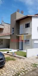 Vende-se ótima casa duplex em condomínio no Planalto Treze de Maio - KM IMÓVEIS