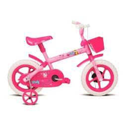 Bicicleta aro 12 Paty produto novo disponível na loja magazineletro.