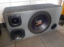 Vendo trio street bass roxo 250 rms