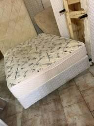Box colchão de molas c base - entregamos