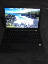 Notebook HP intel i7 5th