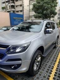 TrailBlazer LTZ 2018/2019, diesel, cor prata