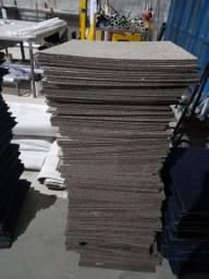 Carpete em Placa 50x50 Bege