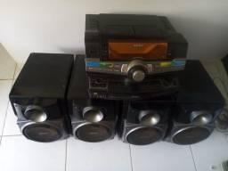 Aparelho de som sony 880w